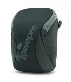 Lowepro Borsa per Fotocamera Dashpoint 20, Grigio Ardesia: Amazon.it: Elettronica
