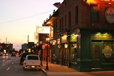 cherry street!