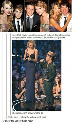 I love Bruno Mars, but this was way too funny!