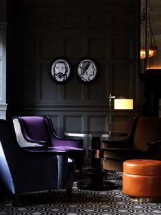 A New Dawn - keroiam: Elle Decoration/ Dish by chef Yann...