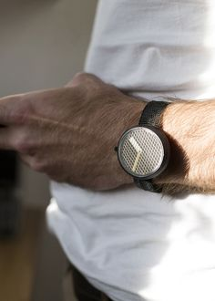 Hatch Watch for men by Catherine Stolarski Design