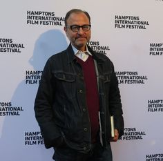 Fisher Stevens 'Before the Flood' - Hamptons Int'l Film Festival - see video
