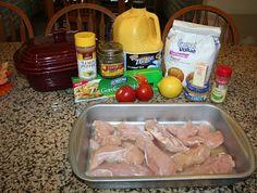 The Mirando Perspective: Creamy Lemon-Pesto Chicken & 'Fettuccine'