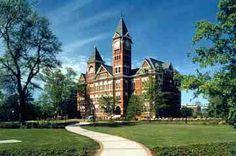 Auburn University - Loveliest Village on the Plains