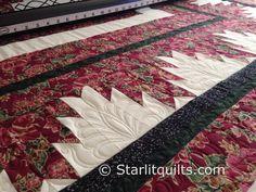 starlitquilts.com - customer quilt