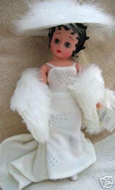 Madame Alexander Cissette Doll Betty Boop Vintage   eBay
