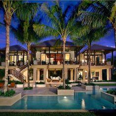 Beautiful #Luxury Estate  Photo: @billionairestylee