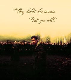Harry Potter. Neville. I think he's the love of my life.