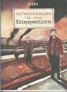 Im französischen Comic-Mekka Angoulème preisgekrönt: die packende Geschichte über eine verlorene Jugend. Der italienische Autor Gian Alfonso Pacinotti, aka Gipi, gehört zu Recht zur Avantgarde europäischer Comicmeister.