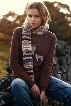 Barbour Heritage: The Ridlees Jumper sums up Wool Week perfectly.  http://www.barbour.com/uk/all-collections/womens/knitwear/ridlees-jumper/p/LKN0385SN5110?breadcrumbs=