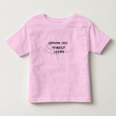 Honor Thy Makeup Artist T Shirt, Hoodie Sweatshirt