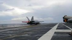 USS Carl Vinson Continues Strikes on ISIS