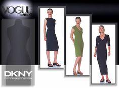 Vogue Patterns Misses' Dress 2091 knits