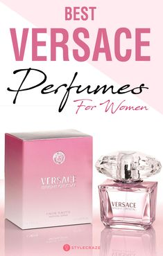 Best Versace Perfumes For Women – Our Top 10 Versace Perfume e2ed92d365eb9