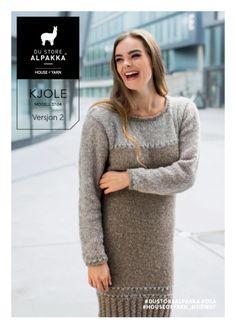 DSA37-04 Kjole – Du Store Alpakka