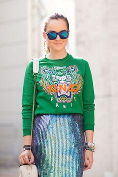 Social Wardrobe: Personal Shopper: Mirrored Sunglasses - gallery
