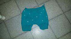 Pantalon corto tejido...Arya