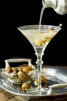Best Olives Stuffed With Blue Cheese Recipe on Pinterest