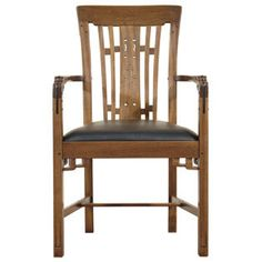 Blacker House Arm Chair (Pasadena Bungalow collection) by Stickley.