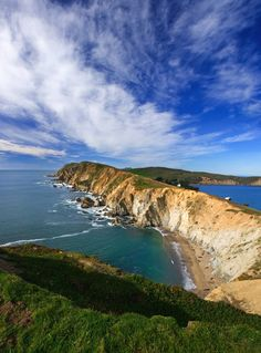 Point Reyes National Seashore is a gorgeous area in California. Would you make it part of your #dreamroadtrip?