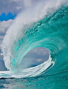 A Crisp Beautiful Wave