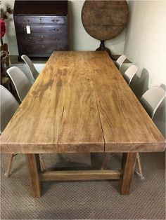 10 French Farmhouse Dining Table 5 In 2020 Antique Dining