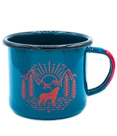 Keep It Wild Camp Mug