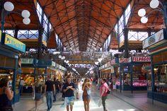 Großmarkthalle - Budapest Kunstdenkmal