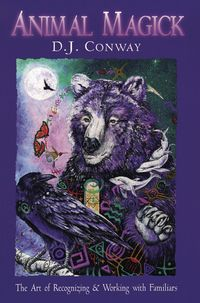 Animal Magick. One of the first books I bought in the New Age section when I was 19yo