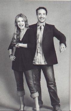 Keira Knightley and Matthew Macfadyen