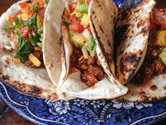 Twice as Nice Tacos recipe at Food Network.