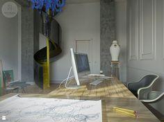 W30 - zdjęcie od NeViStudio - Biuro - Styl Eklektyczny - NeViStudio