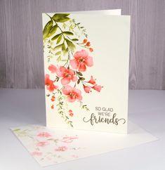 I am happy to be sharing all manner of sweet spring goodness here and on the Penny Black blog this week. Starting the week is this gorgeous blossom branch stamp and a video tutorial. Blossom bra…
