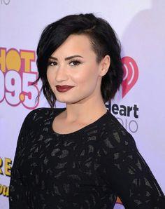 Demi Lovato on the red carpet at the Verizon Center in Washington, DC - December 15th #Hot995JingleBall