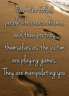 Top 25 Manipulative People Quotes