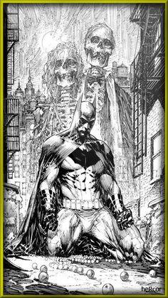 batman dead hc
