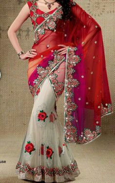 Can't wait to wear this lengha choli!!! ♥