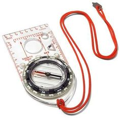 A great all-around compass sized to slip in your pocket or hang from your neck. #REIGifts