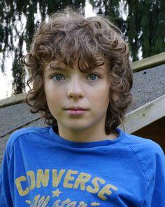 Romann Berrux-   casted - Young Fergus