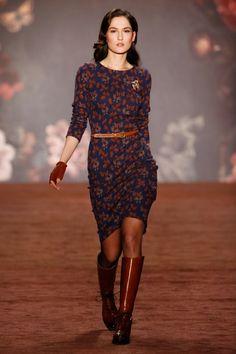 Fashion Week Berlin: Lena Hoschek zeigt ihre neue Kollektion
