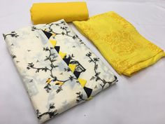 Soft cotton dress materials is part of Dress materials - Elegant Fashion Wear Explore the trendy fashion wear by different stores from India Elegant Fashion Wear, Kurta Designs Women, Stylish Dress Designs, Soft Silk Sarees, Embroidery Suits, Indian Fabric, Indian Designer Wear, Cotton Dresses, Salwar Kameez
