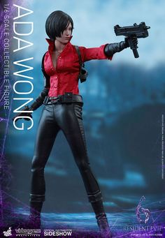 Resident Evil Ada Wong Sixth Scale Figure by Hot Toys | Sideshow Collectibles