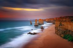 the twelve apostles australia | Los 12 apóstoles - The Twelve Apostles (Victoria, Australia)