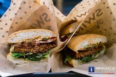 - ganz offiziell! Es wurde im Grazer Gemeinderat einstimmig beschlossen. Bilder auf Burger, Sandwiches, Chicken, Ethnic Recipes, Blog, Graz, Blogging, Paninis, Cubs