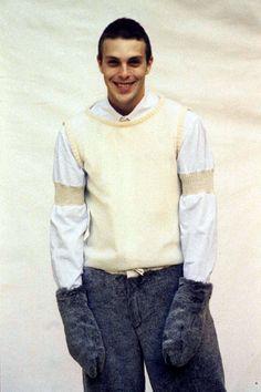 Julie Skarland, A/W 1998/99, Eskimo Mix, ready-to-wear, photo: Wade H. Grimbly
