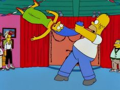 The Simpsons Way of Life (Posts tagged best) Simpsons Meme, Simpsons Simpsons, Simpsons Quotes, Cartoon Icons, Cartoon Memes, Funny Memes, Cartoons, Jokes, Homer And Marge