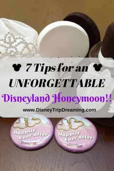 These 7 tips will help you have an amazing honeymoon at Disneyland! honeymoon 7 Tips for an Unforgettable Disneyland Honeymoon Disneyland Honeymoon, Disney World Honeymoon, Honeymoon Packing, Honeymoon Tips, Disneyland Secrets, Hawaii Honeymoon, Romantic Honeymoon, Honeymoon Destinations, Disney Hotels