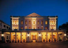 The Strand Hotel: luxury historic boutique hotel in Rangoon (Yangon), Burma