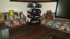 My craft studio storage☆°•
