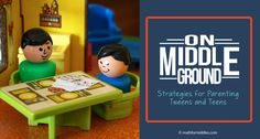 On Middle Ground Podcast is here to provide you with strategies for raising tweens and teens | Math for Middles